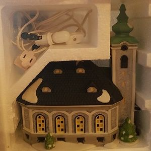 Dept 56 Heritage village collection St Nickolaus